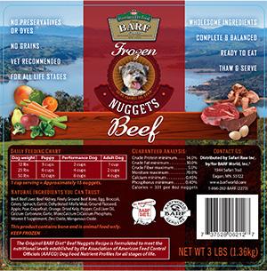 Juicy Beef Nuggets -  24 lbs