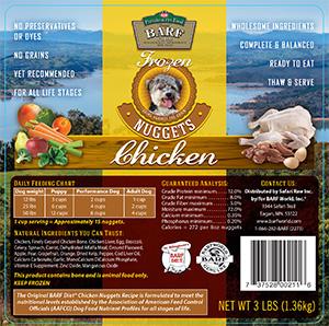 Juicy Chicken Nuggets
