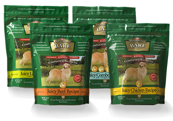 Variety Pack of BARF Diet Patties
